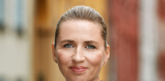 Statsminister Mette Frederiksen pressefoto
