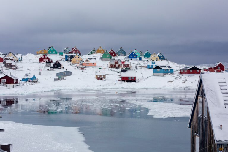 Foto Visit Greenland Unsplash