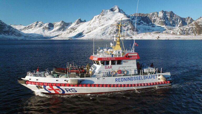 Redningsfartøjet Det norske veritas