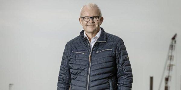Flemming N. Enevoldson. Foto: Esbjerg Havn