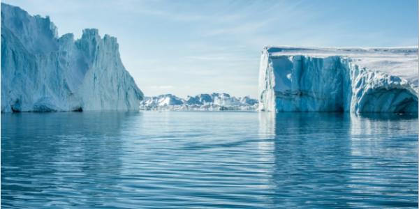 Illulisat Isefjord på Grønland. Foto: Tina Rolf / Unsplash