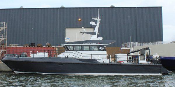 Ingegerd. Foto: Hvide Sande Shipyard / Facebook