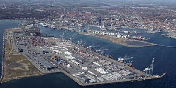 Luftfoto-Aarhus-havn